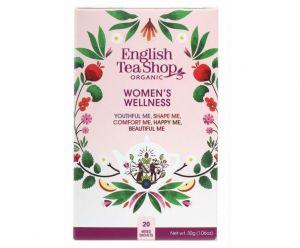 English Tea Shop Sada BIO čajov Dámsky Wellness - 20 sáčkov