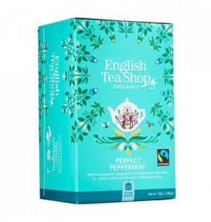 English Tea Shop BIO Mätový čaj - 20 sáčkov