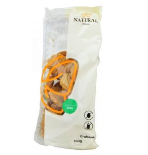 Grahamky celozrnné sušienky bez vajec a mlieka, Natural - 150 g