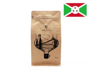 Zrnková káva - Burundi 100% Arabica