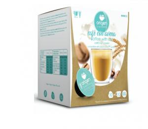 Káva s ovesným mliekom, Origen - 10 kapsúl pre Dolce Gusto