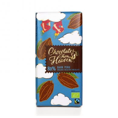 Upraženo - Chocolates-From-Heaven-BIO-horka-cokolada-Peru-80-100g