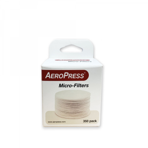 Papierové filtre pre Aeropress - 350 ks