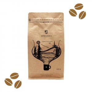 Zrnková káva - Espresso zmes - 80 % Arabica, 20 % Robusta