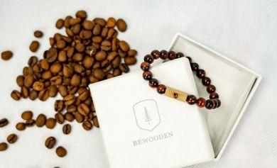 Upraženo - Náramok Coffeelover z dielny Bewooden