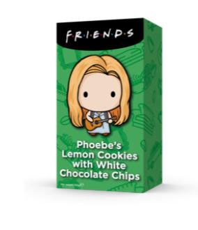 F.R.I.E.N.D.S Pheobeiny Citrónovej sušienky s kúskami bielej čokolády - 150 g