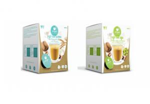 Balíček káv s rastlinným mliekom - 20 kapsúl pre Dolce Gusto kávovary