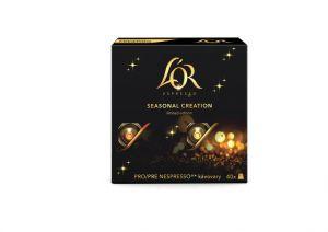 Dárkové balení L'Or SEASONAL CREATION 40 kapsúl