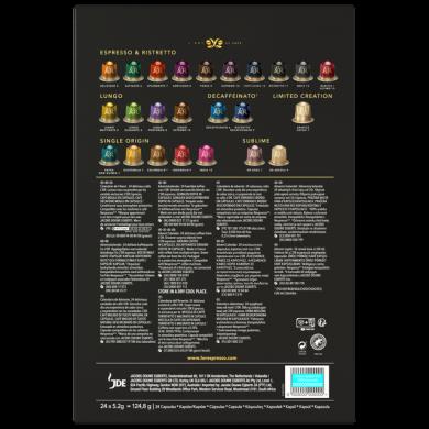 Upraženo -  Adventný kalendár L'Or - 24 kapsúl pre Nespresso kávovary